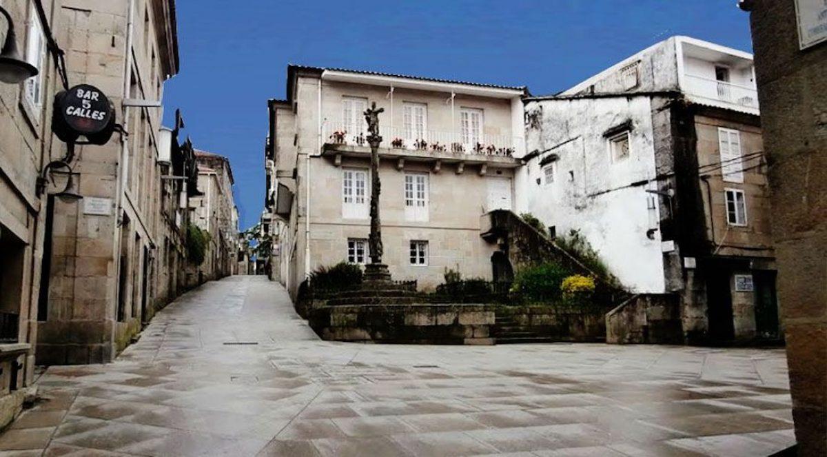 Plaza de As Cinco Rúas