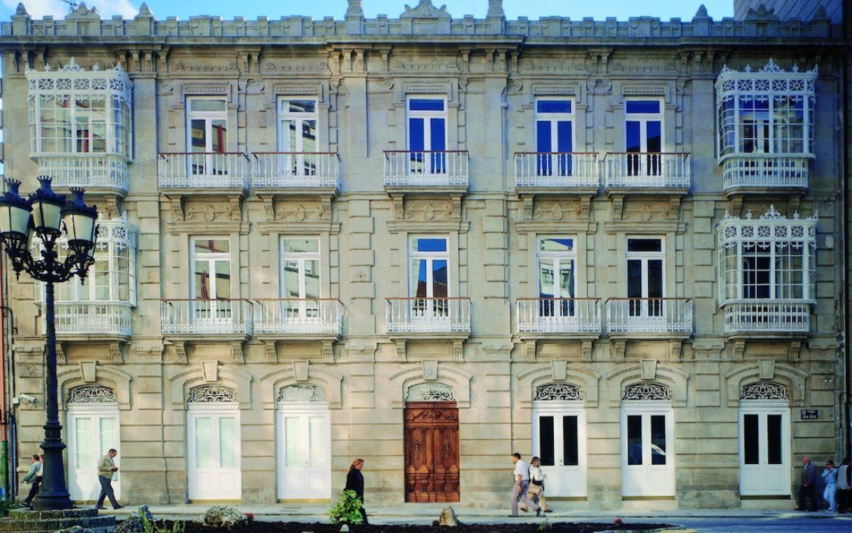 Otros lugares fuera del casco antiguo de Pontevedra