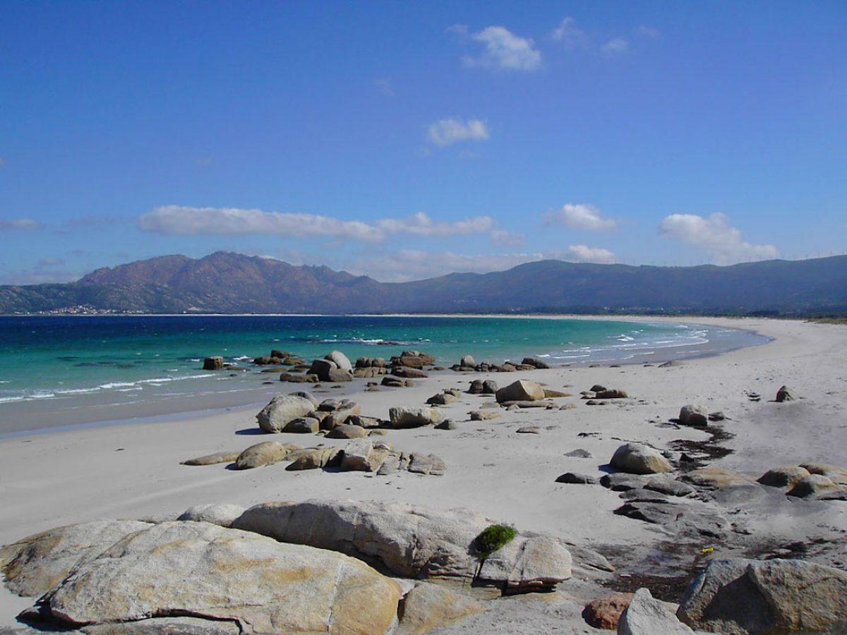 Las mejores playas de las Rías Baixas