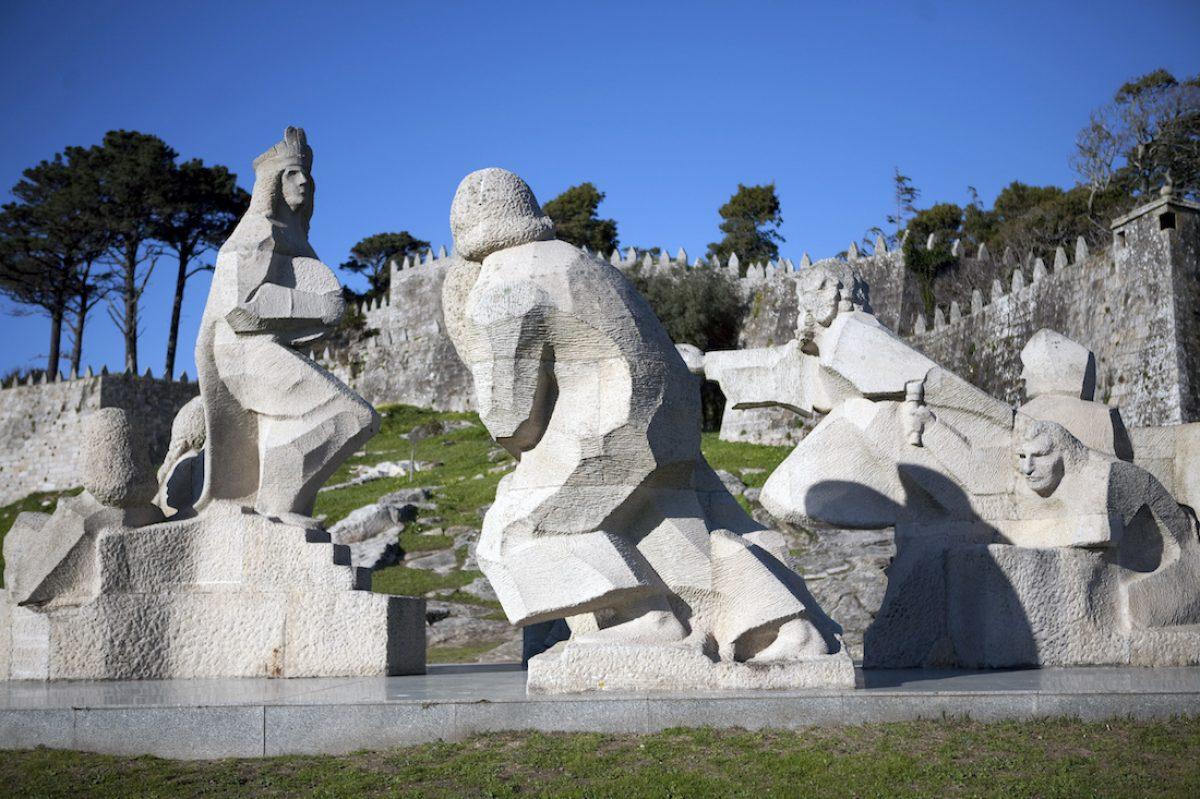 Monumento a la Arribada (Baiona)