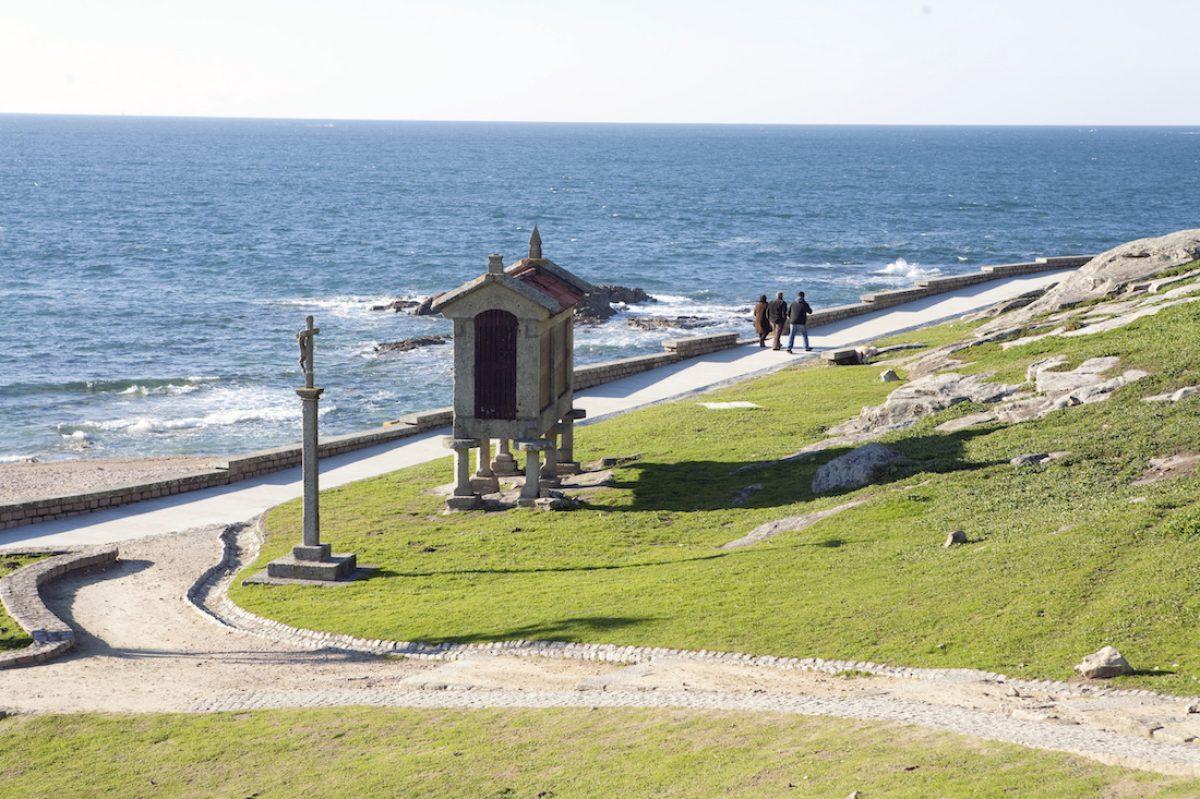 Monte Boi y el parador de Turismo
