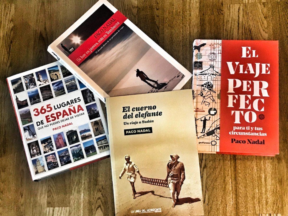 Mis libros de viajes
