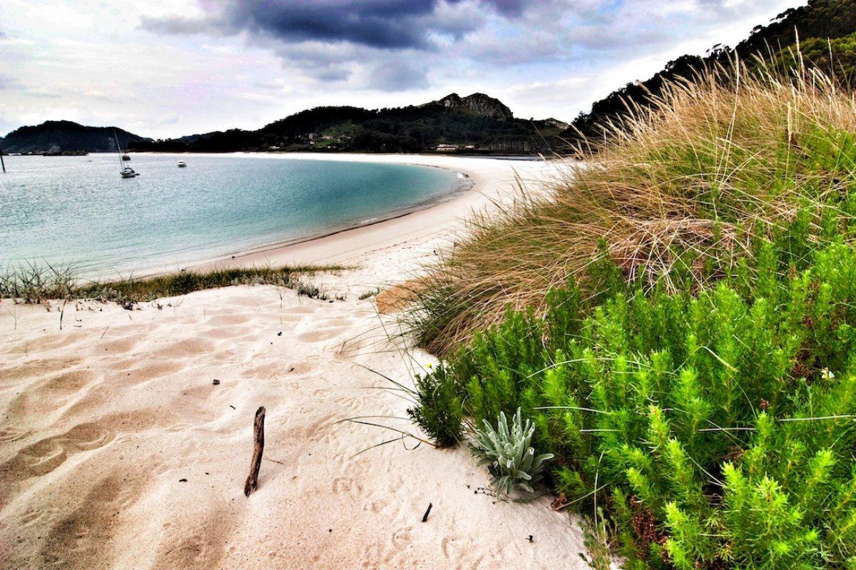 Dos playas y un mirador en las islas Cíes