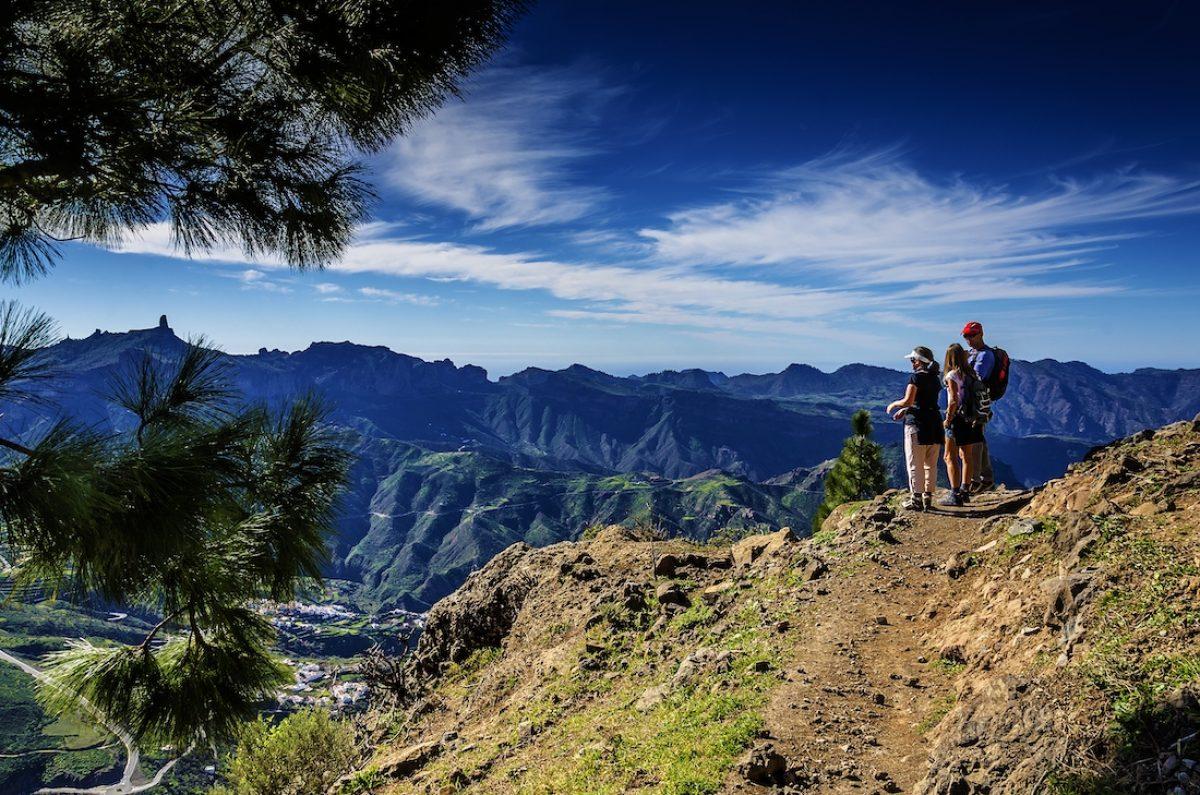 Los senderos de Gran Canaria