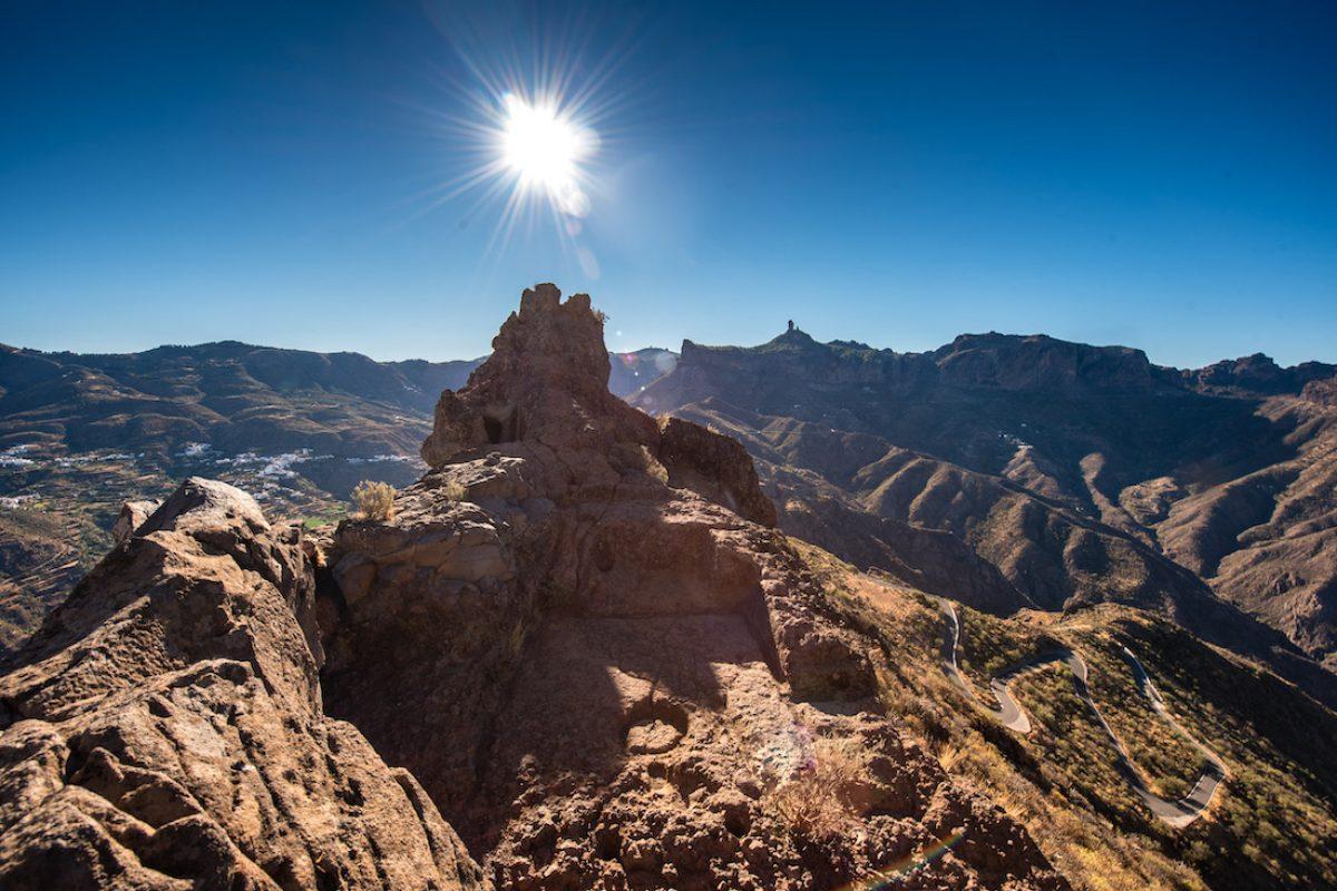 La cima de la isla: Risco Caído y las Montañas Sagradas