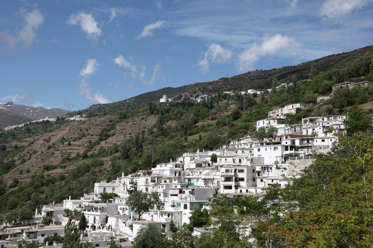 Por las Alpujarras hasta Capileira y Pampaneira (Granada)