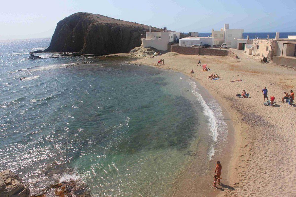 De Rodalquilar a Los Escullos (Cabo de Gata, Almería)