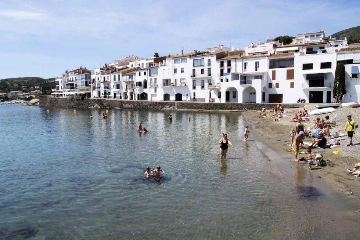 Playas y sitios que ver en Cadaqués