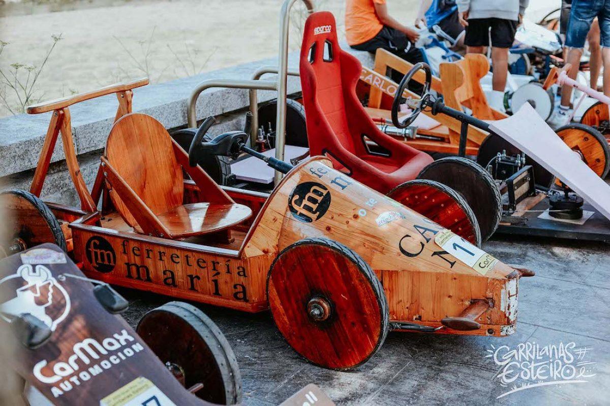 La historia del Gran Premio de Carrilanas en Esteiro