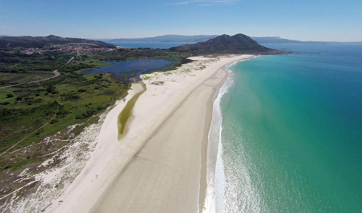 Playas maravillosas cerca de Esteiro