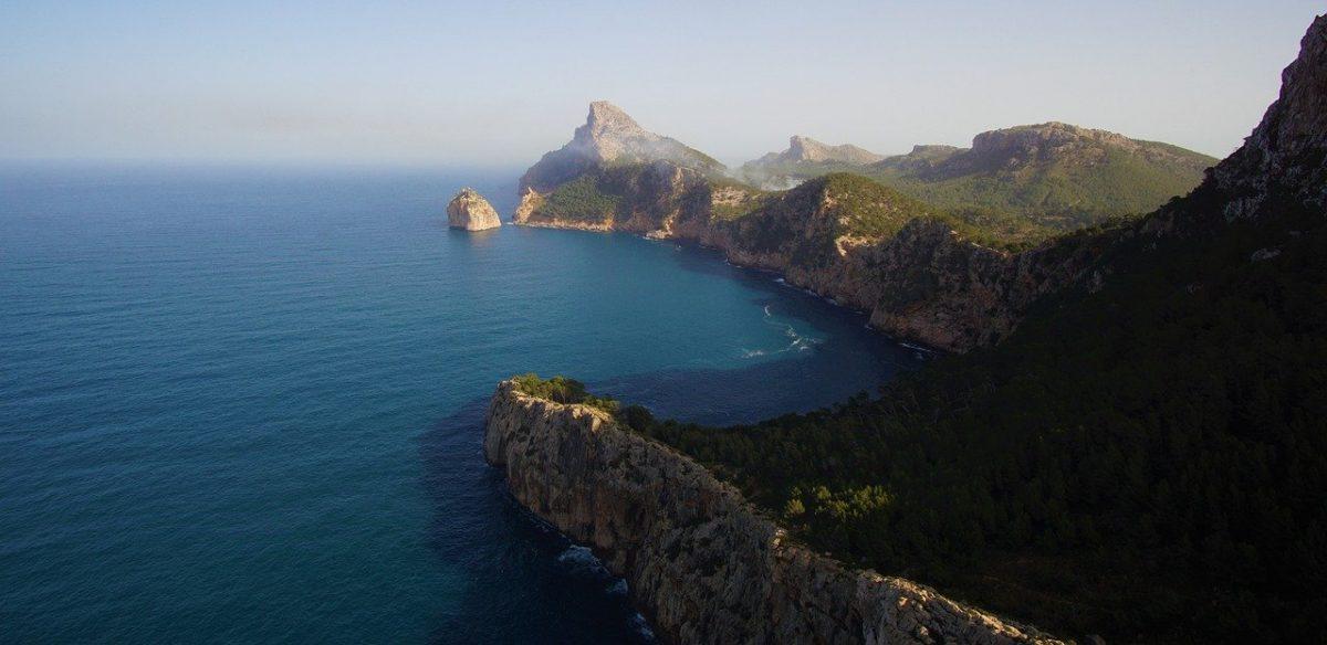 El cabo Formentor