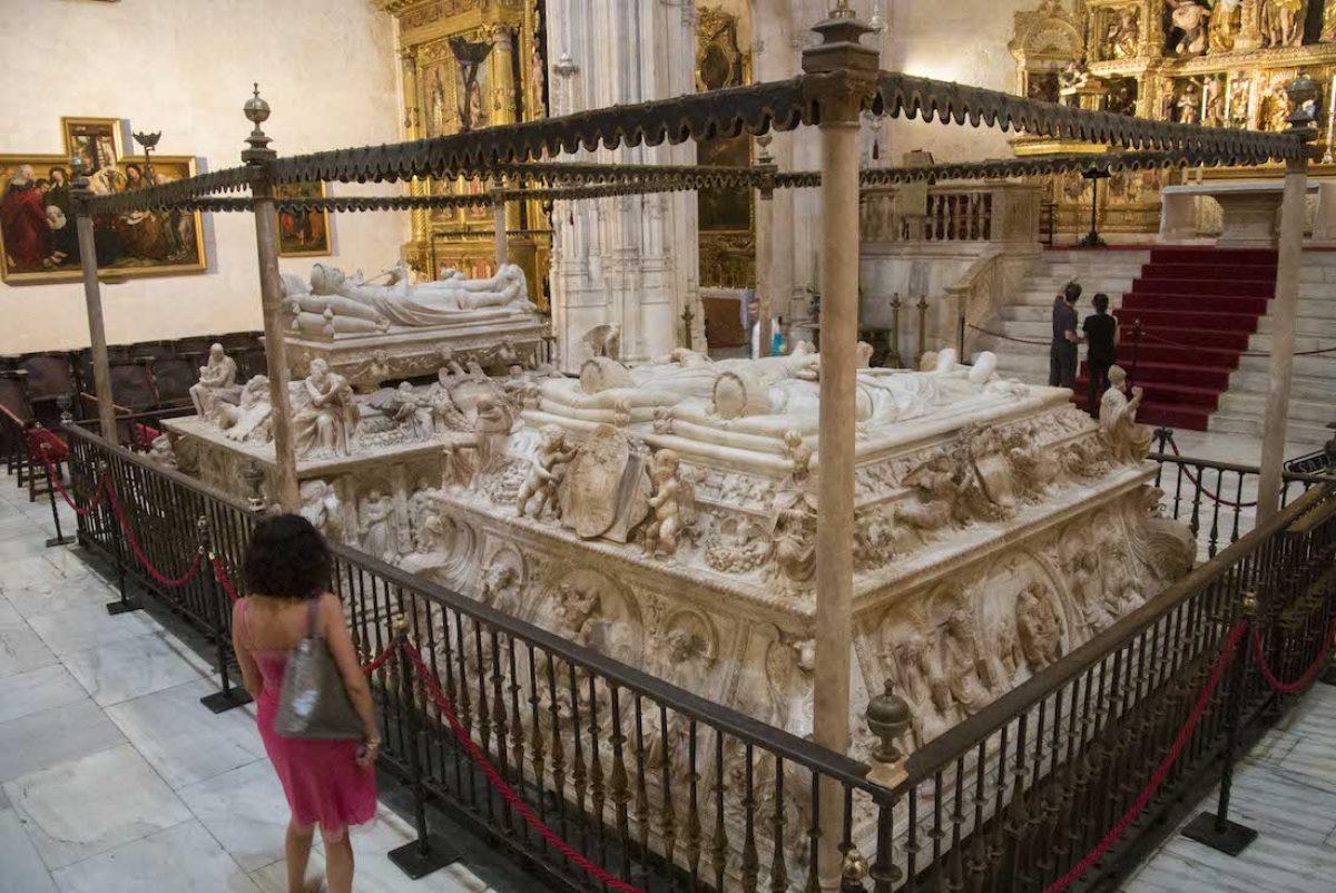 Capilla Real (panteón de los Reyes Católicos)