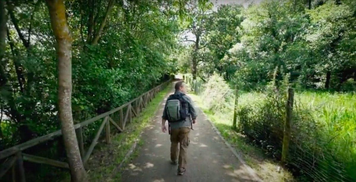 La senda verde del río Piles y el sendero del Cervigón