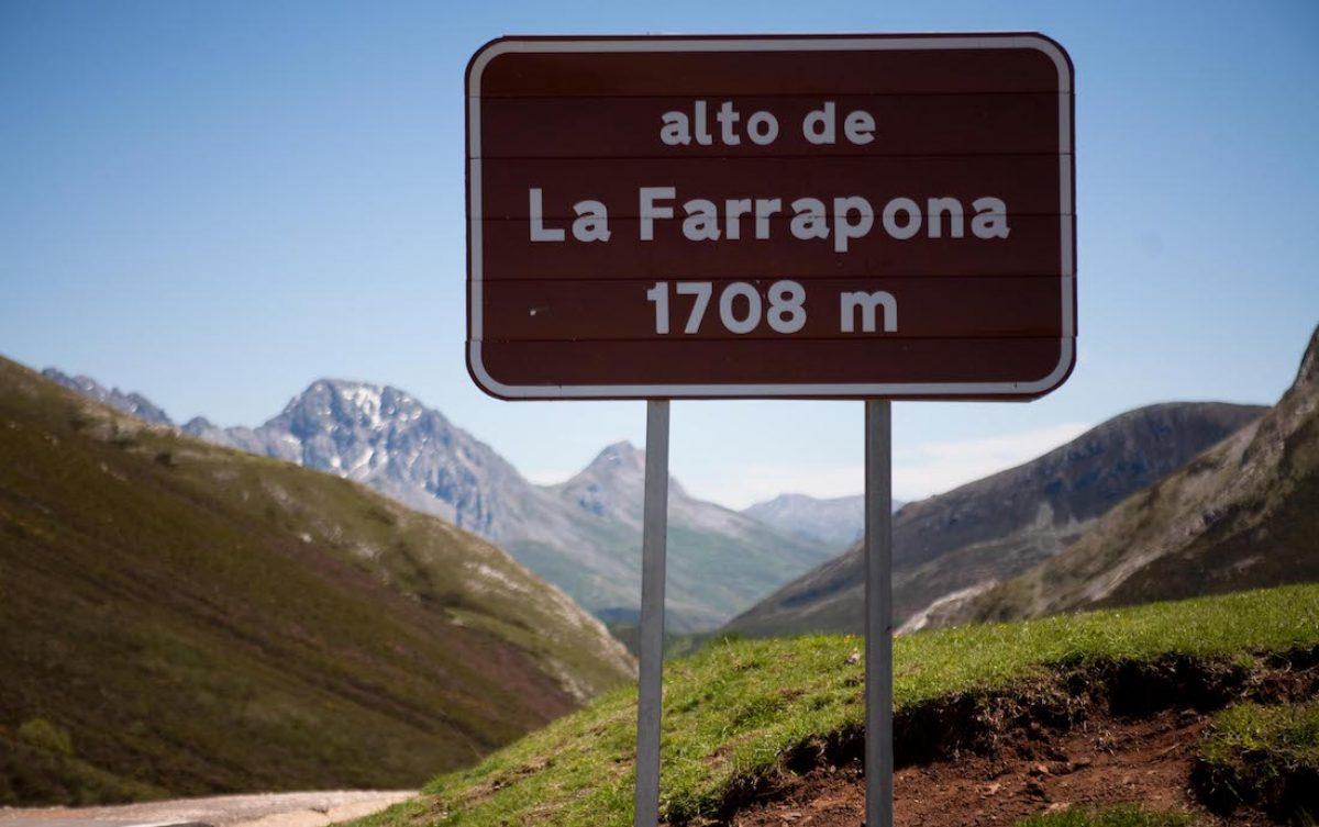 Alto de la Farrapona
