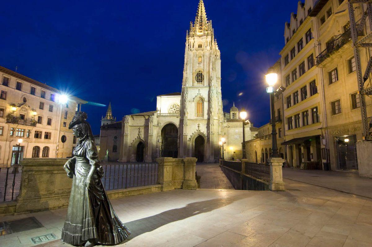 Plaza Alfonso II el Casto