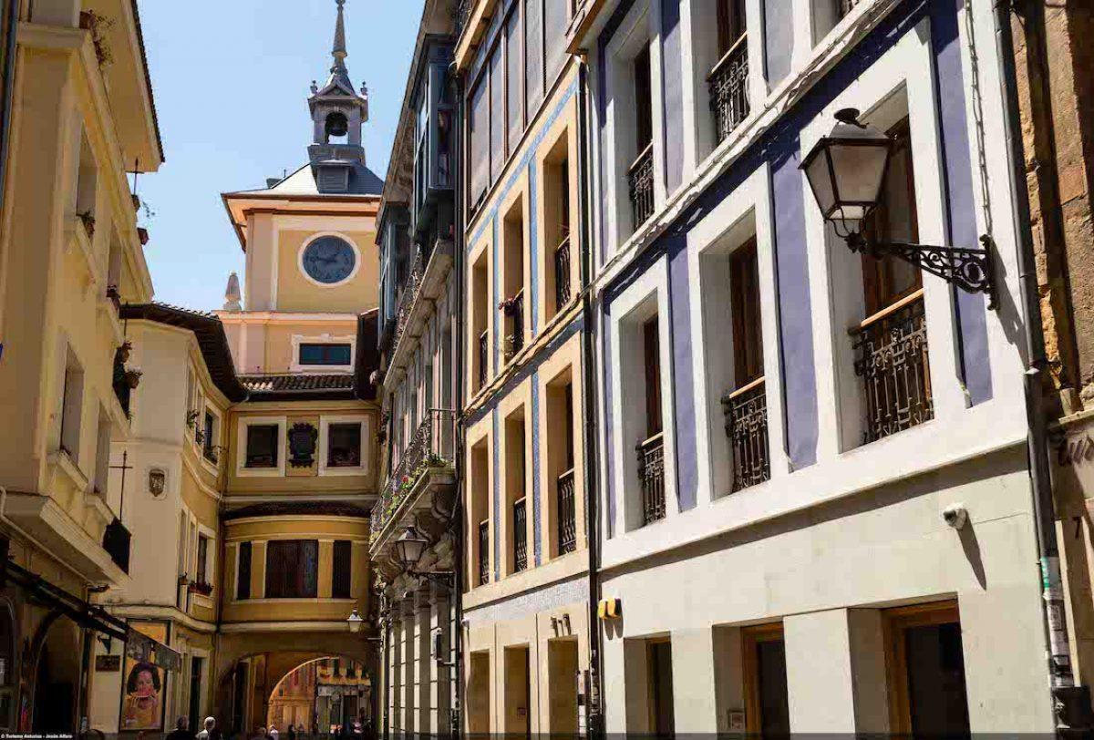 Calle Cimadevilla