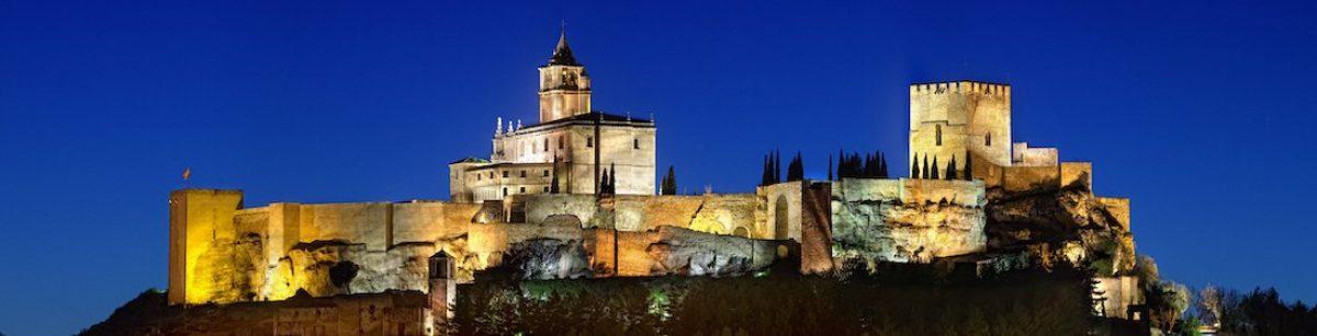 Alcalá la Real desde su monumental fortaleza