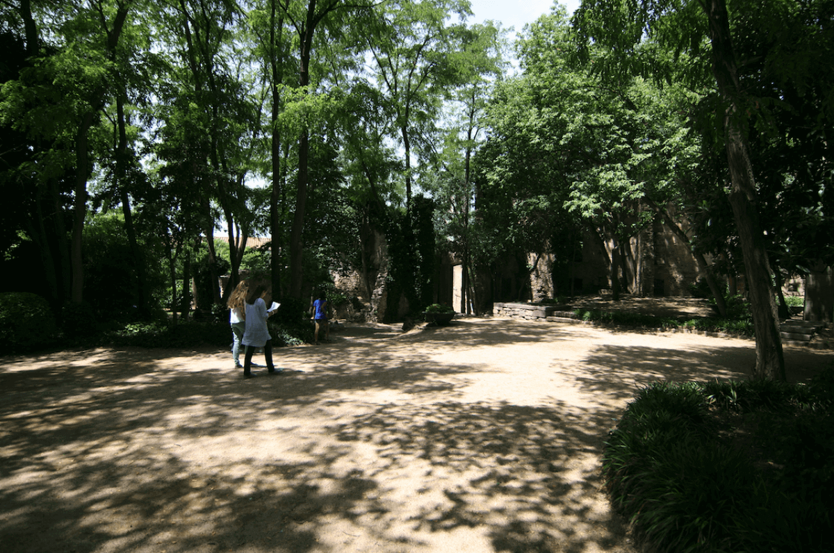 Jardins d'Alemanys