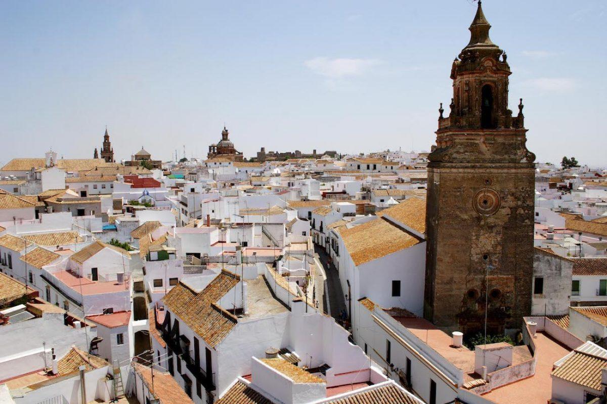 Carmona, la ciudad blanca