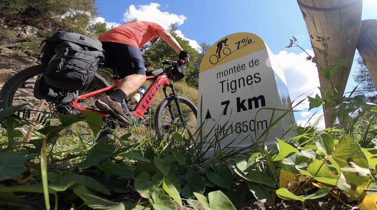 ETAPA 5. Bourg St Maurice – Val d'Isere. 37,4 km / 1.186 mts desnivel acumulado