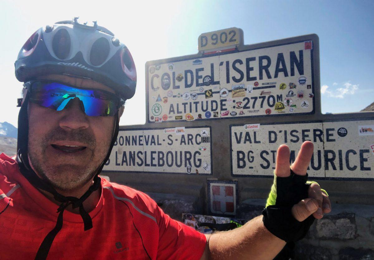 ETAPA 6. Val d'Isere – Lanslebourg Mt. Cenis. 52,36 km / 950 mts desnivel acumulado