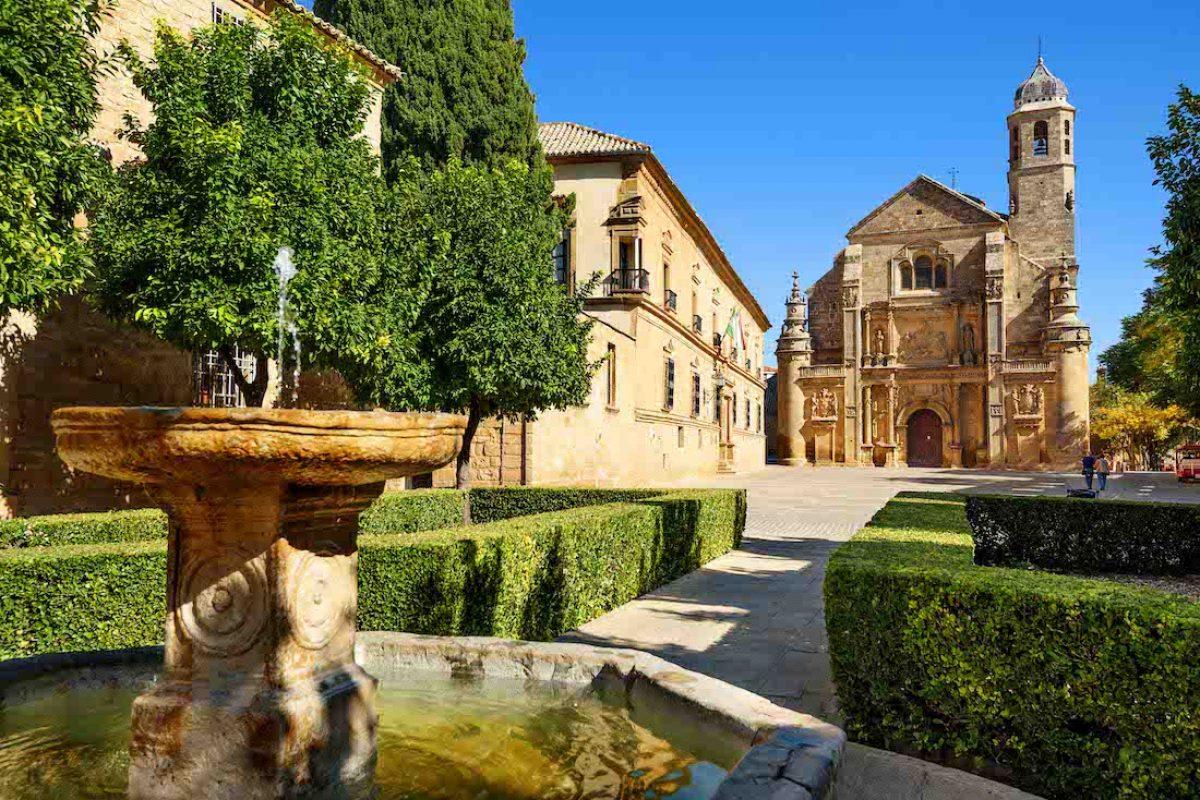 ÚBEDA Y BAEZA (Jaén)
