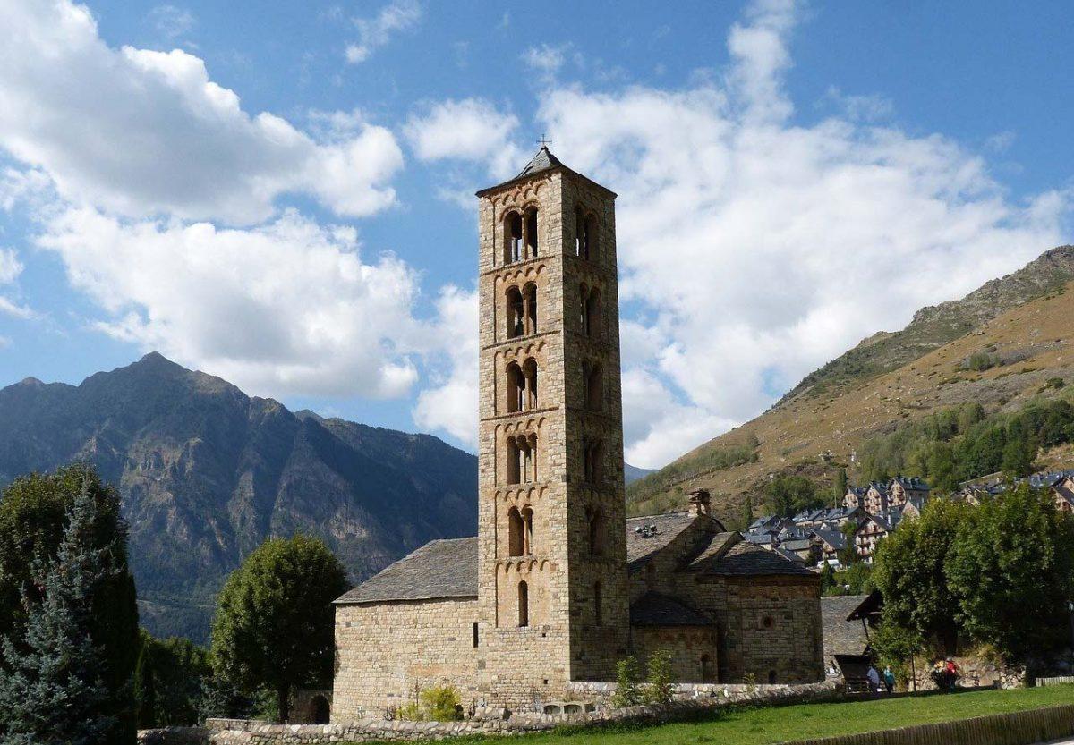 ROMÁNICO DEL VALL DE BOÍ (Lleida)