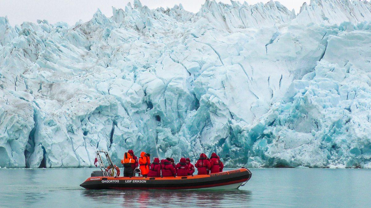 Glaciar Qaleragdlit
