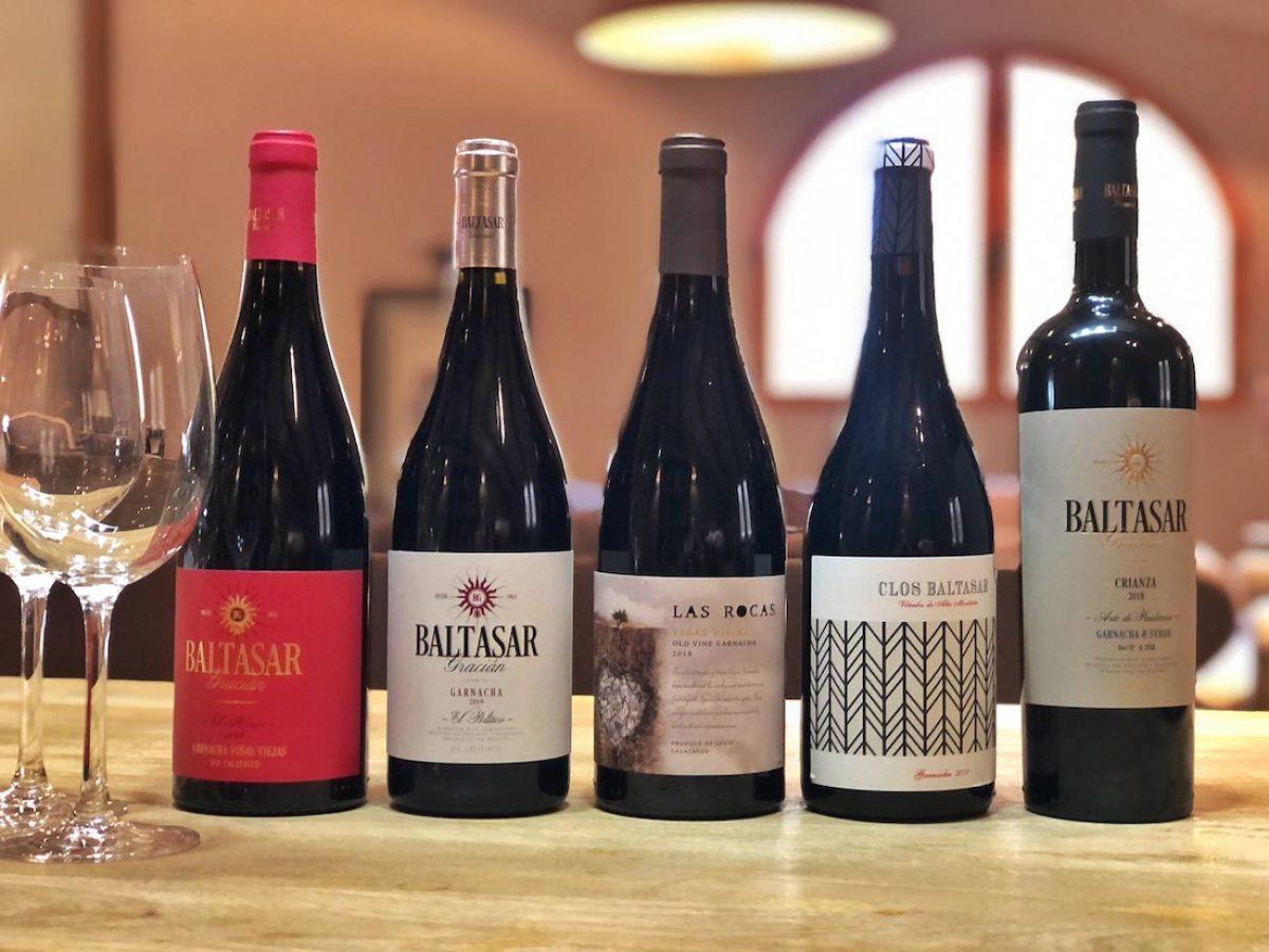Ruta del vino de Calatayud