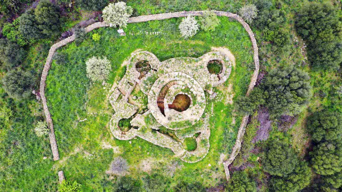 Nuraghe, la Cerdeña megalítica