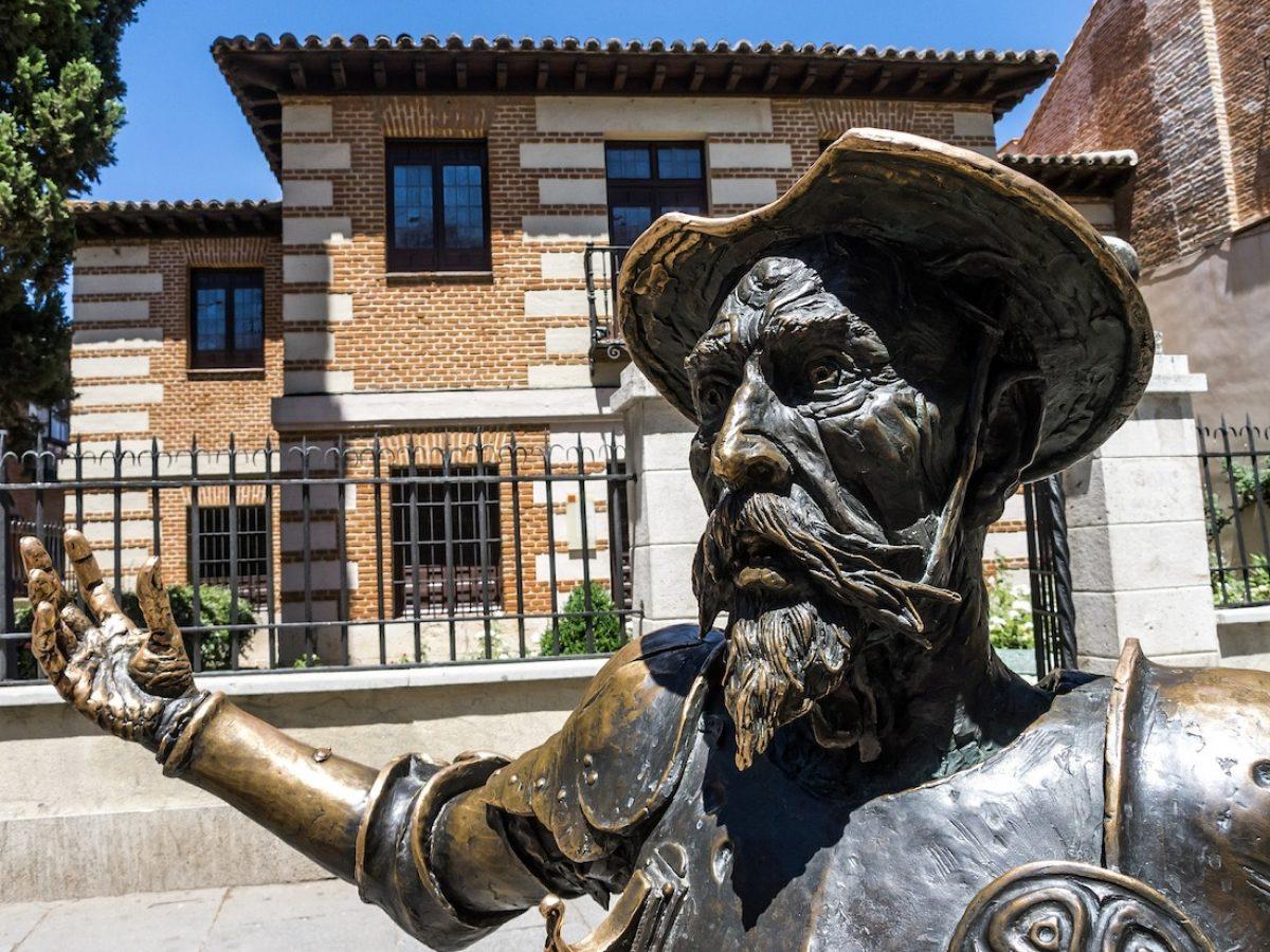 Madrid de la Letras: Guruwalk siguiendo a los grandes de la literatura
