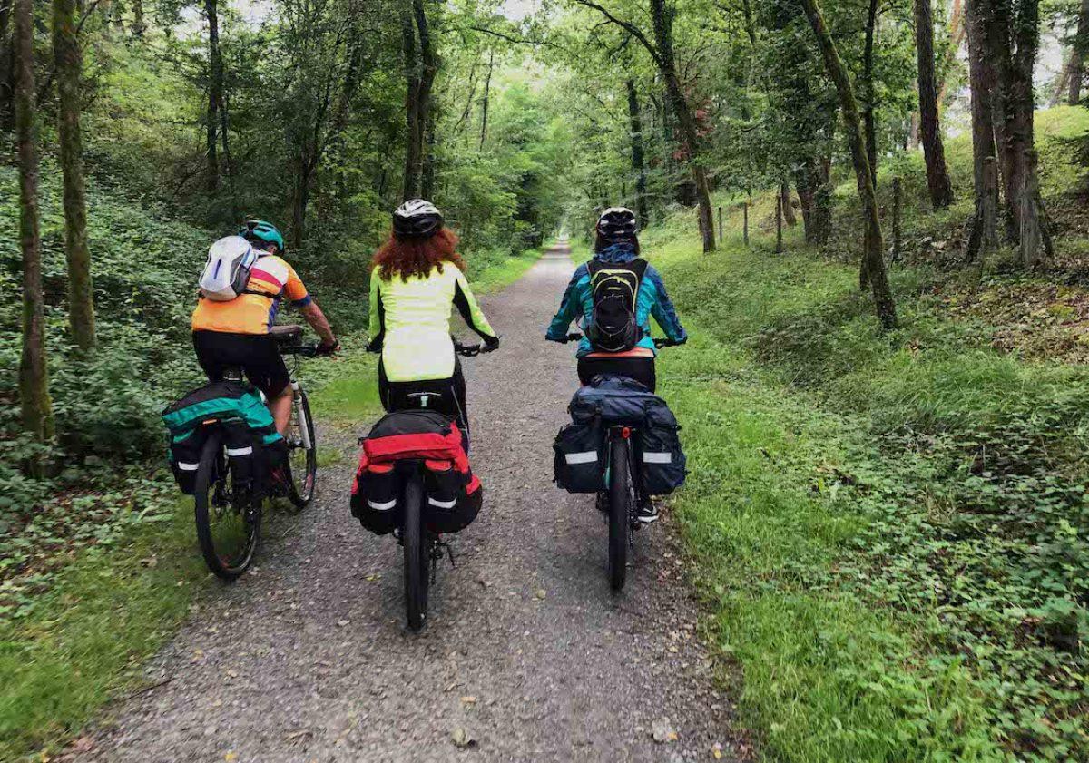 ETAPA 1: Thiviers-Chazelles / 68 km