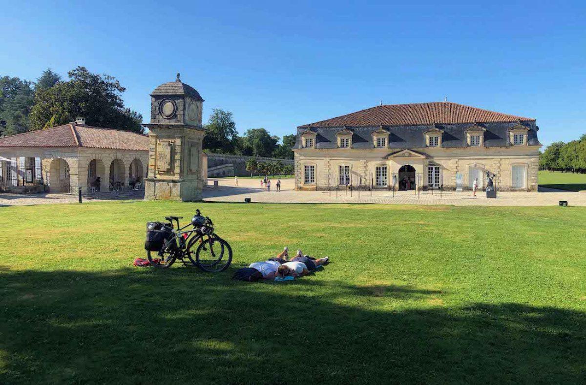 ETAPA 4: Saintes-Rochefort / 58,23 km