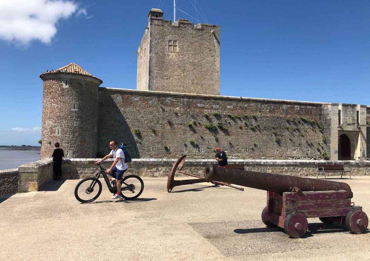 ETAPA 5: Rochefort-Fouras (isla de Aix) / 29,49 km