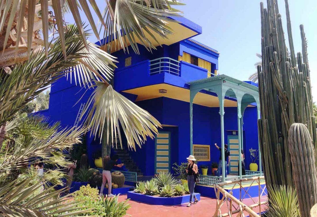 Jardín y museo Majorelle