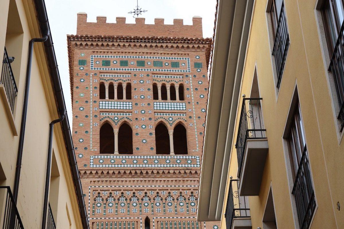 Torres mudéjares de Teruel
