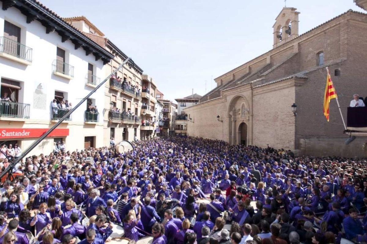 Tamborradas del Bajo Aragón