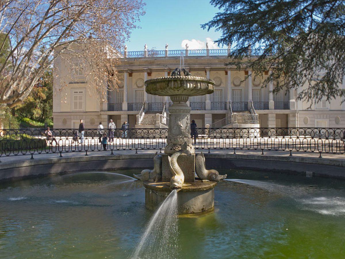 Parque El Capricho Alameda de Osuna