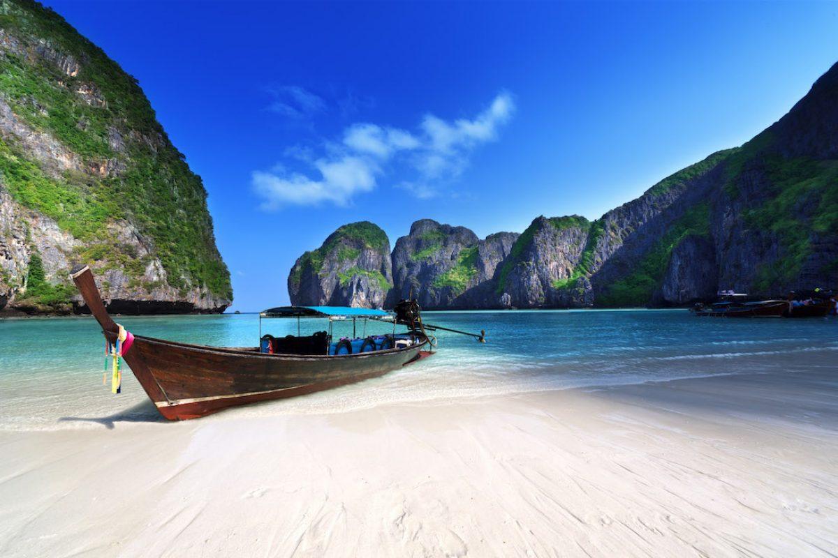 Phi Phi Islands (Tailandia)
