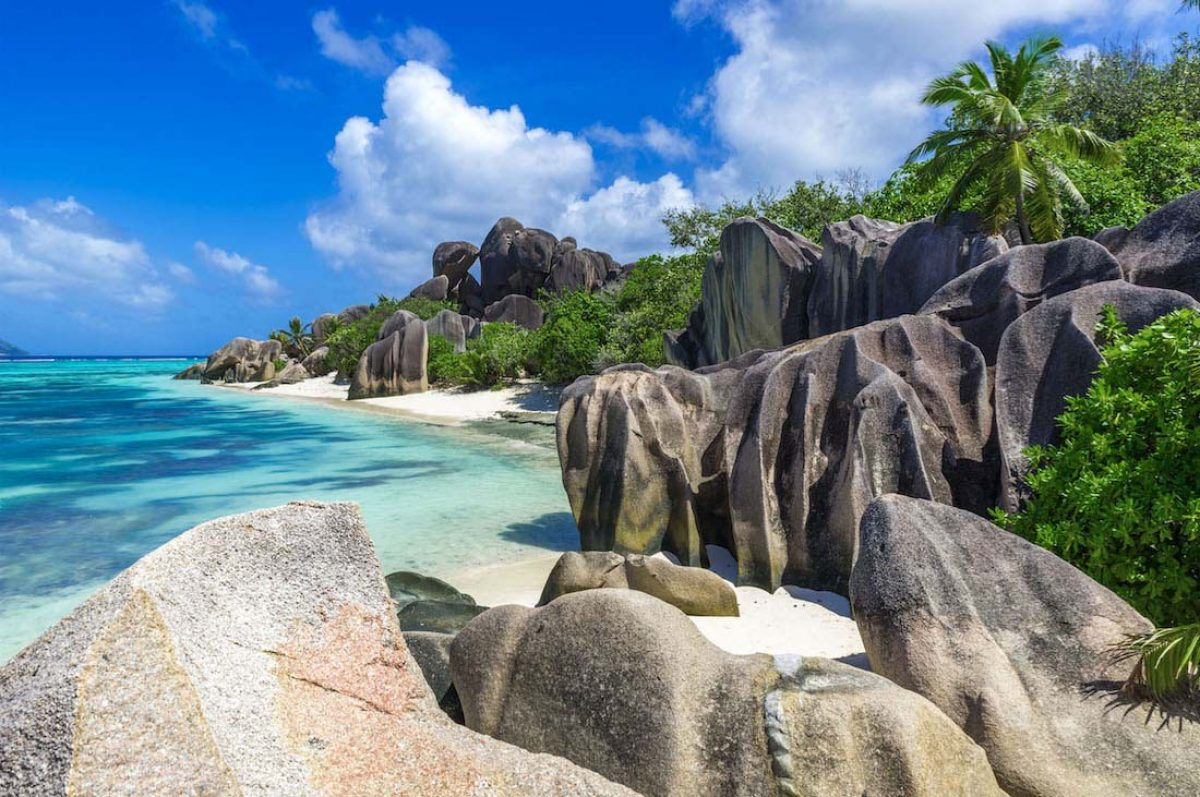 Anse Source d'Argent (Seychelles)