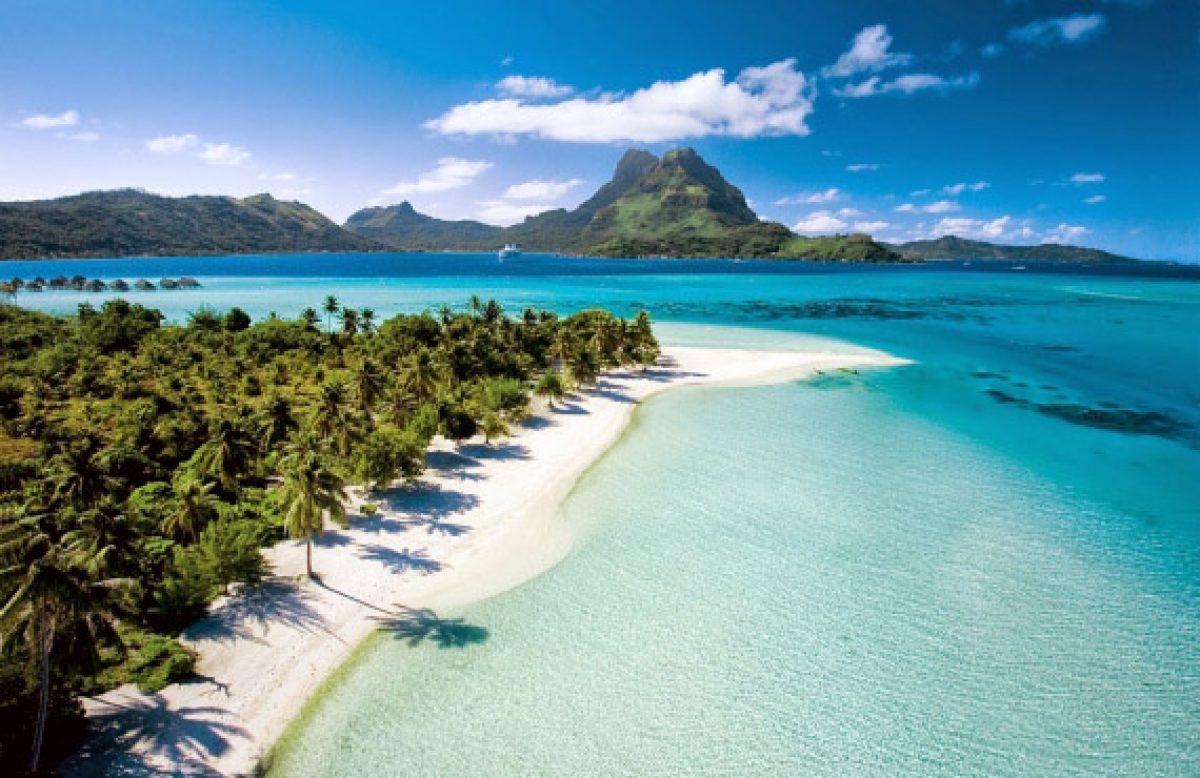 Matira Beach (Bora Bora, Polinesia Francesa)