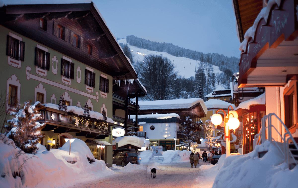 Saalbach-Hinterglem (Austria)