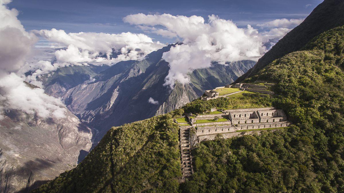 Choquequirao, el otro Machu Picchu