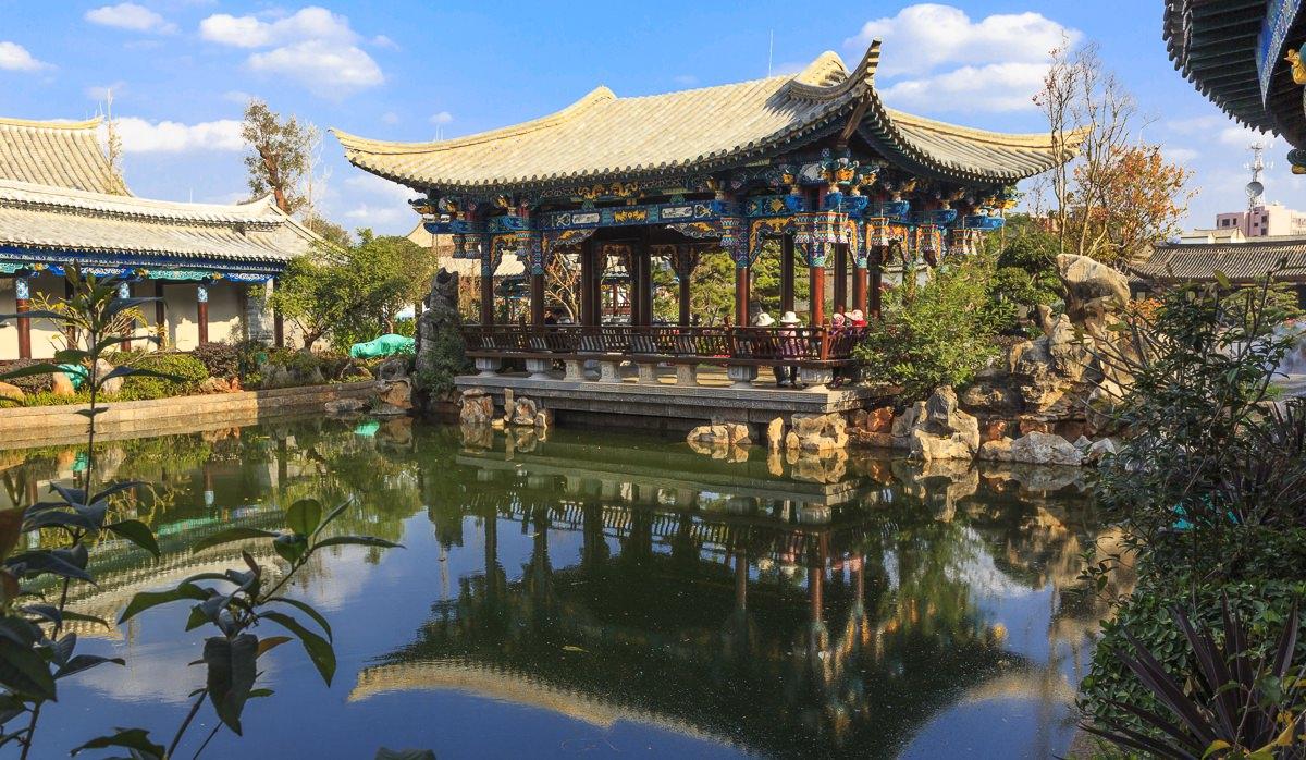 Zhu Garden (Jianshui)
