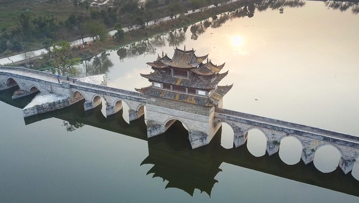 El puente de los Dos Dragones