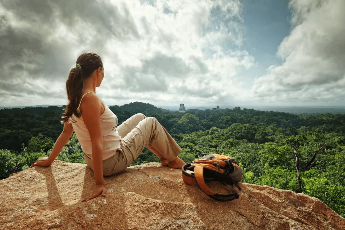Trekking por la selva del Petén