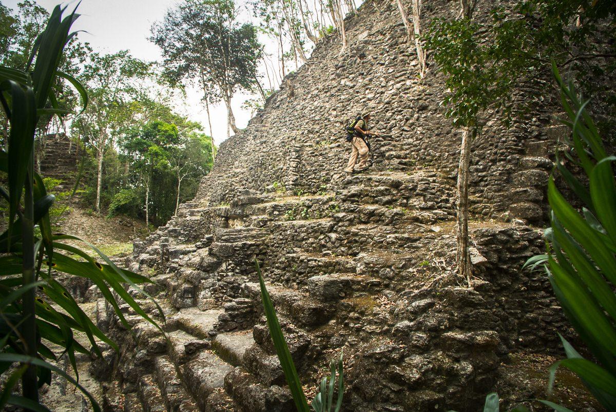 Ciudad maya El Mirador