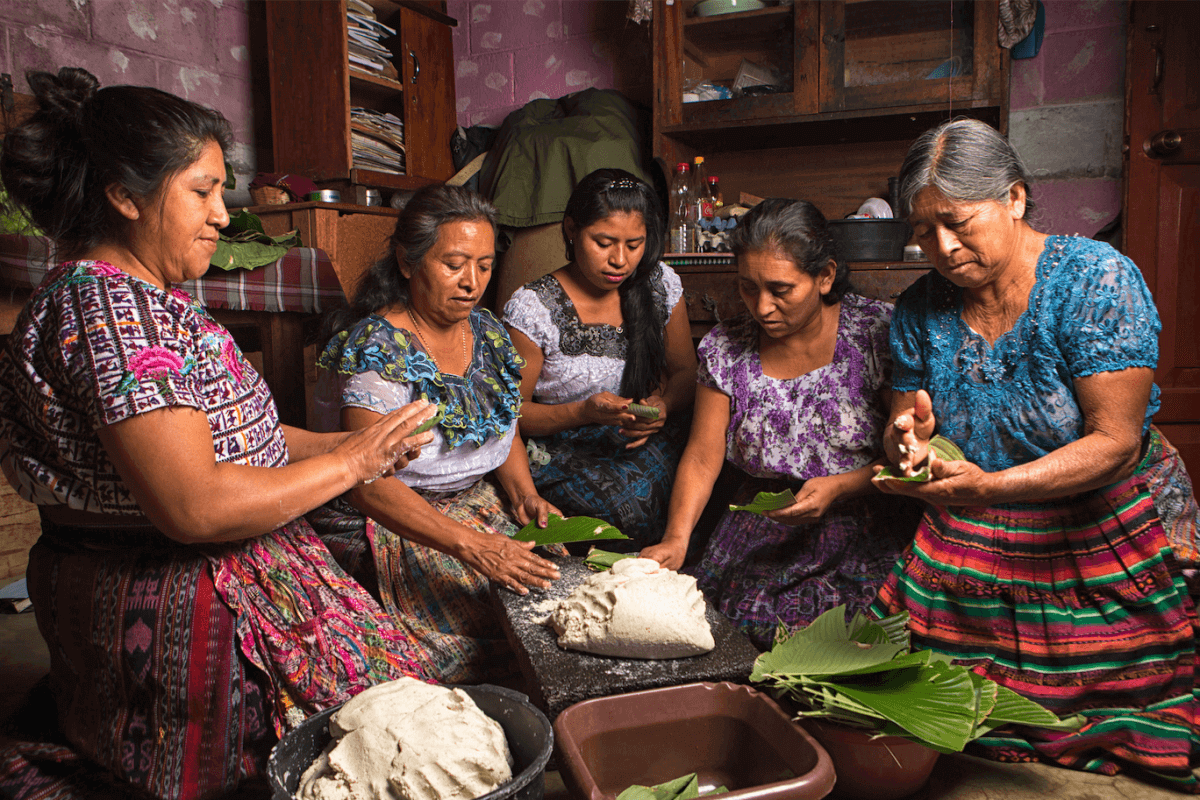 Empaparse de la cultura maya