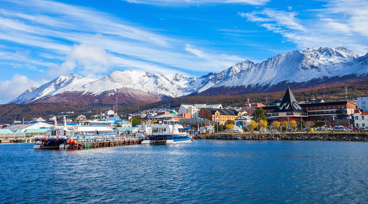 Ushuaia, el inicio de la aventura