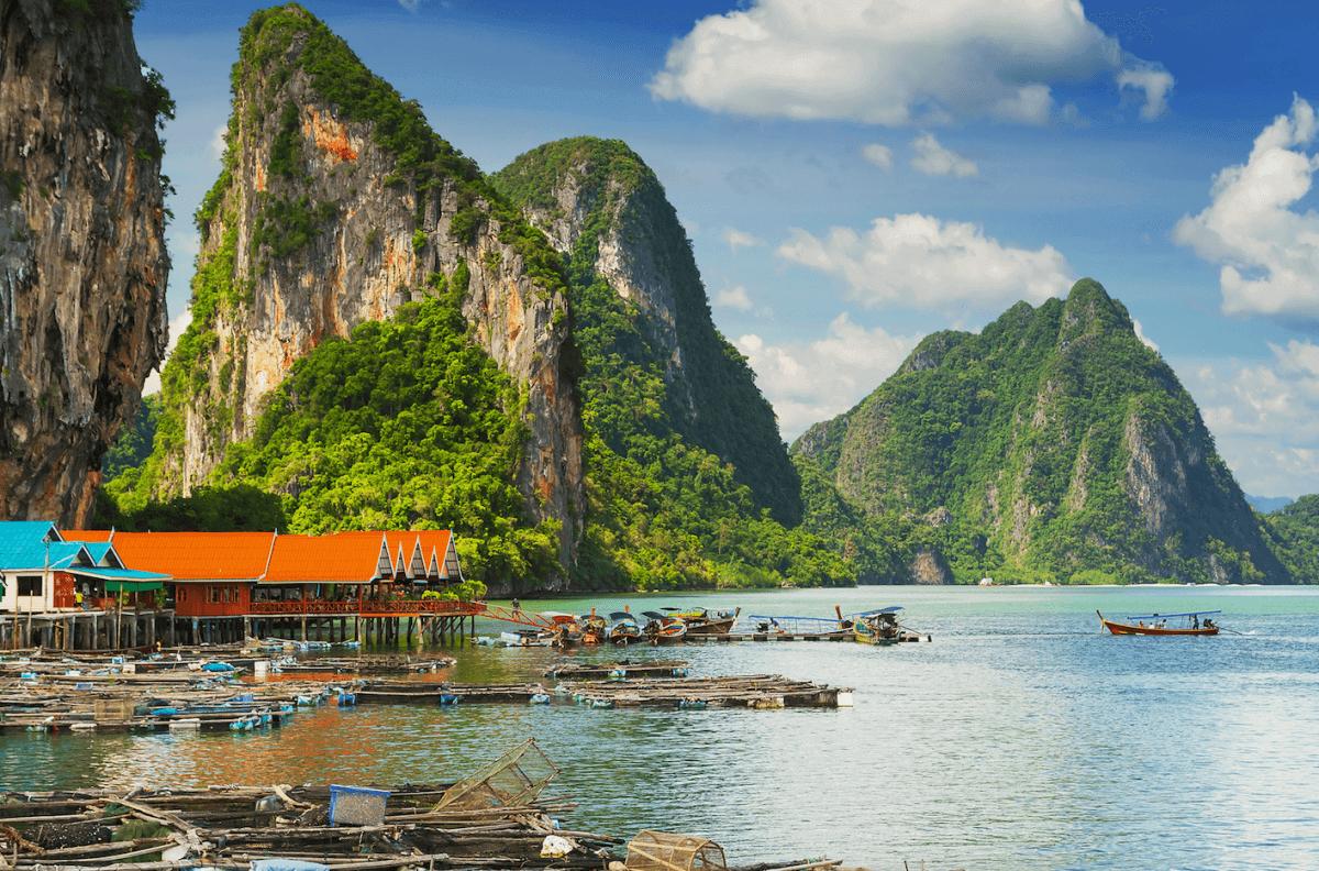 Parque nacional Phang-Nga